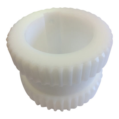 Plastemne hvidt