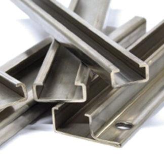 C-Profiler i stål