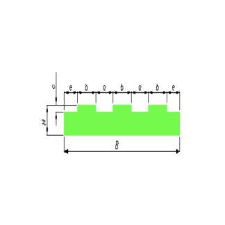 Kædeprofil GR3